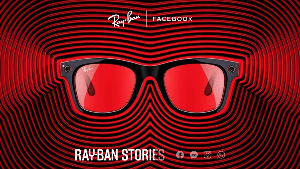 FACEBOOK LAUNCHES RAY-BAN STORIES - HERE'S ALL YOU NEED TO KNOW
